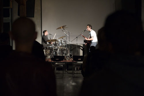 Finissage: Minimetal in concert